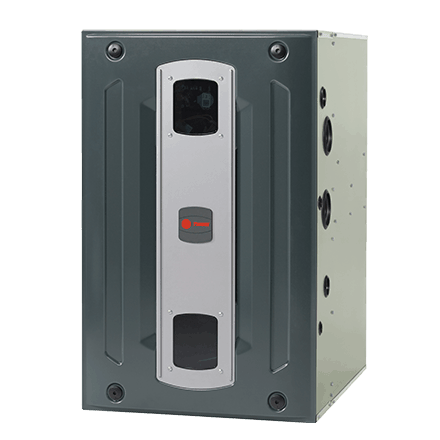 Trane S9V2 gas furnace.