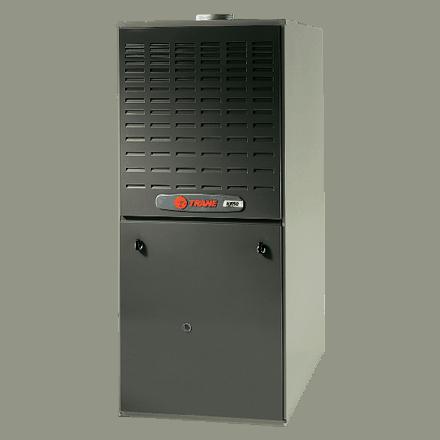 Trane XR80 gas furnace.