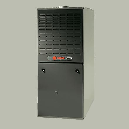 Trane XV80 gas furnace.