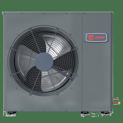Trane XR16 low profile heat pump.