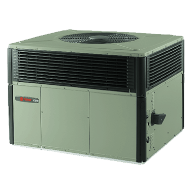 Trane XL14c EarthWise™ Hybrid packaged systems.