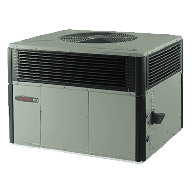Trane XL15c packaged gas/electric systems.