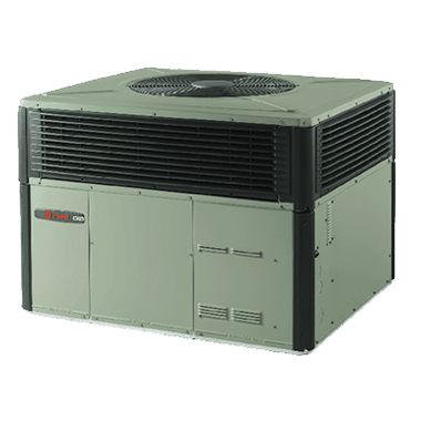 Trane XL15c packaged heat pump systems.