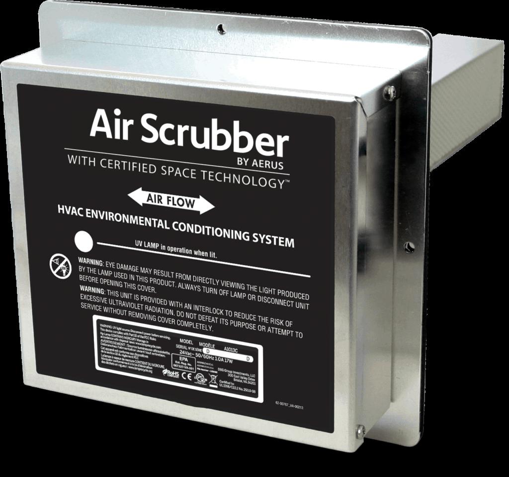 Air Scrubber.