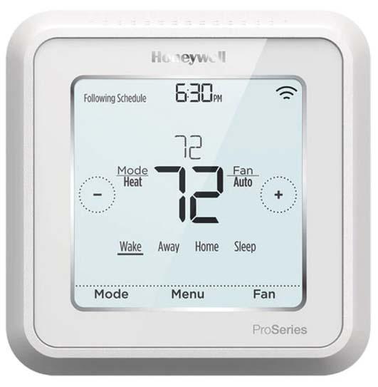 Honeywell T6 Pro WiFi Smart